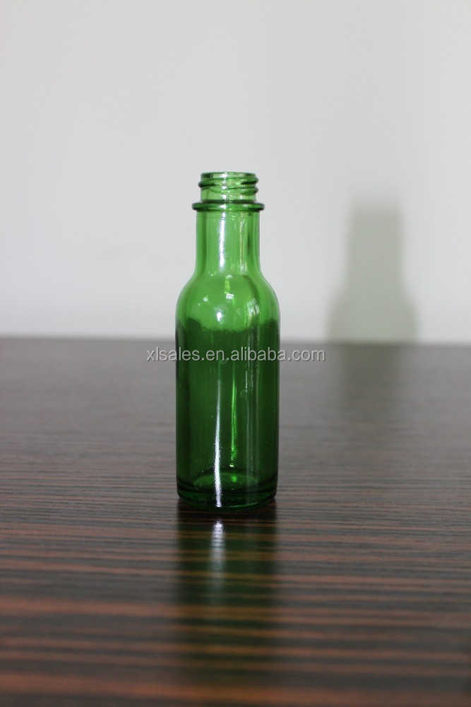 750ML 50ML GLASS WHISKEY GREEN CLEAR BOTTLE FOR LEMONADE LIQUOR