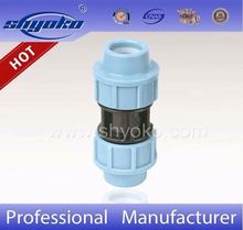 Name of Plastic Industry Injection Technics of PP Compression Fitting Female Adapter