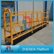 China Supplier Painting Sky Climber Powered Platform