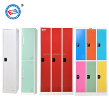 Changing room box personal iron 1236 door steel locker gym storage clothes metal locker cabinet for school