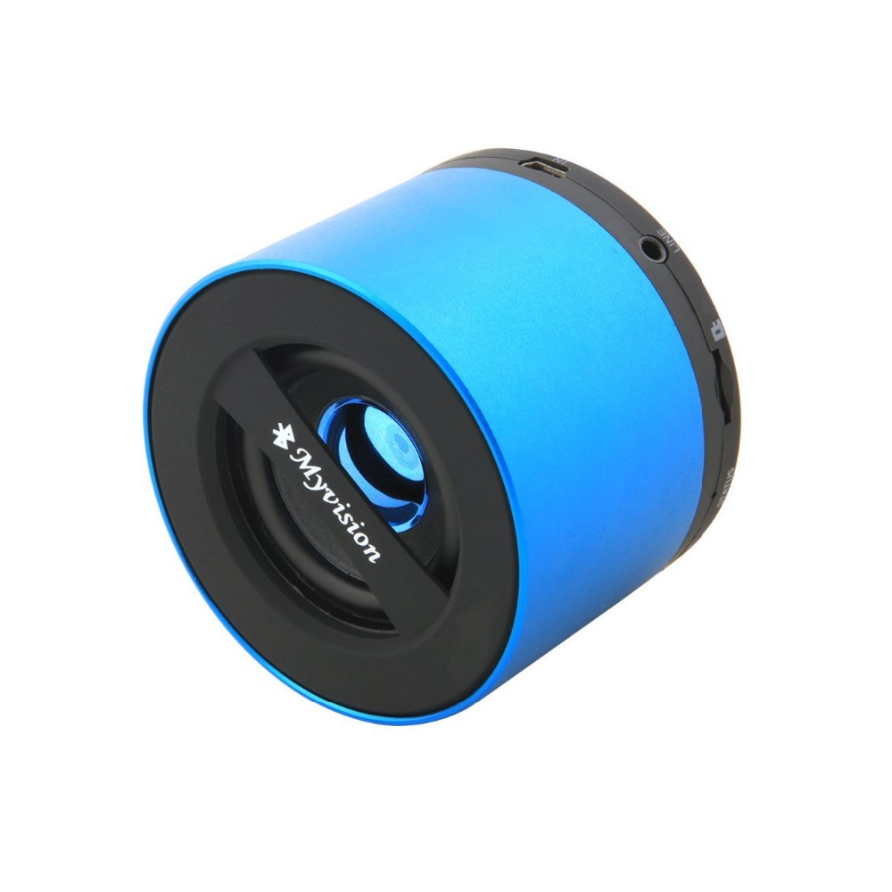 N9 powered metal bluetooth 3W Aluminum mini speaker