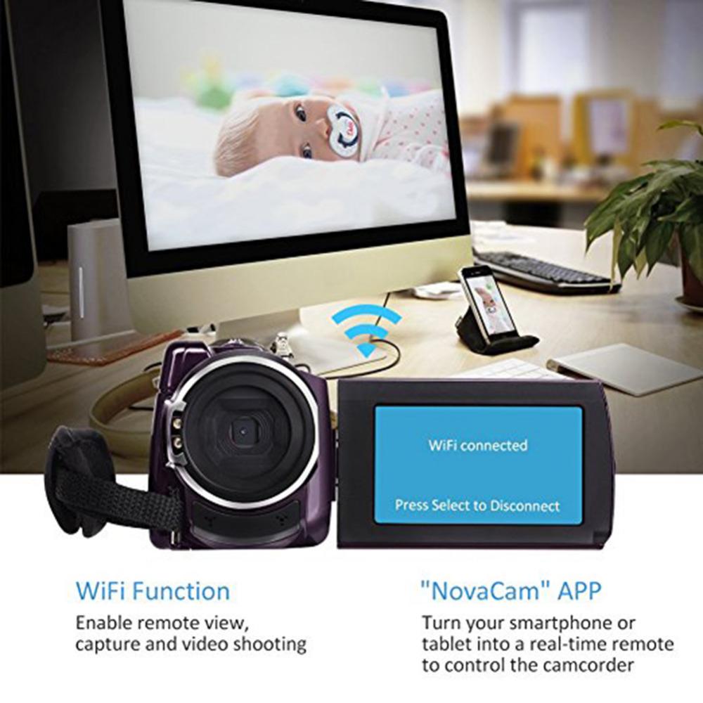 Высокое качество 4 к видеокамера-Регистратор видеокамеры Ultra HD цифровой Камера s и DI0085600-detail (1)