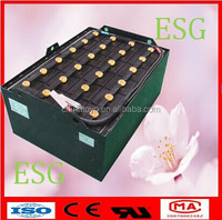 48V maintenance-free 14VBS1400AH Electric stacker battery forklift batteries