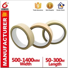 Rubber/Hot melt Masking Tape China Supplier