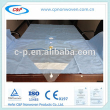 sterile disposable Urology TUR surgical drapes reach AAMIL3 ,surgical drape supplier