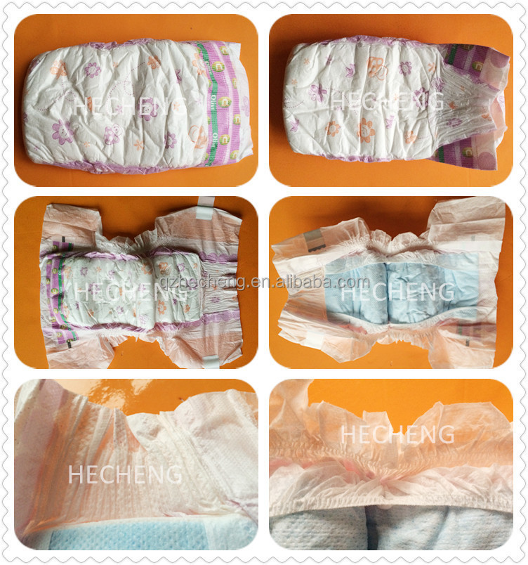 Wholesale Disposable Diaper Baby, Disposable Sleepy Baby Diaper Manufacturers in China