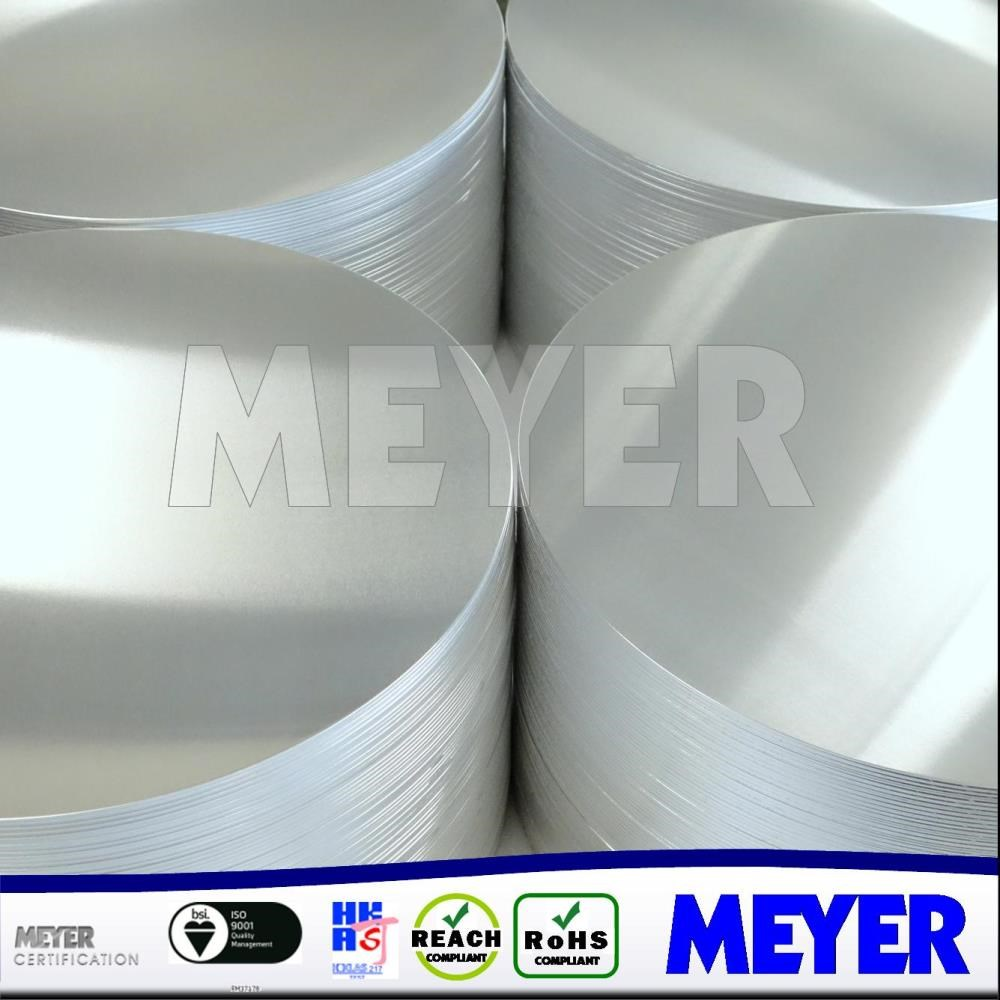 Hot Rolling Experts Short Lead Time Customized Sizes Paper Interleave High Flexibility 1050 Aluminium Semis for Cooker