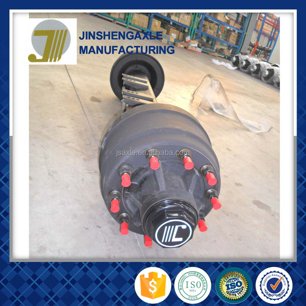 standard lift axle for trailers forge semi trailer axle