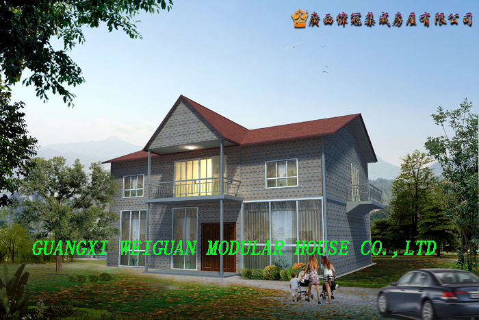 Low Cost 3 Bedroom Small Prefab Houses