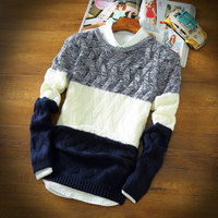 C72965A Latest shrug wool sweater designs for men