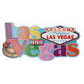 Las Vegas City Souvenir Custom 3D Printing Fridge Magnet