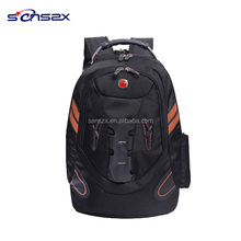 High quality wenger export backpack with earphone outlet