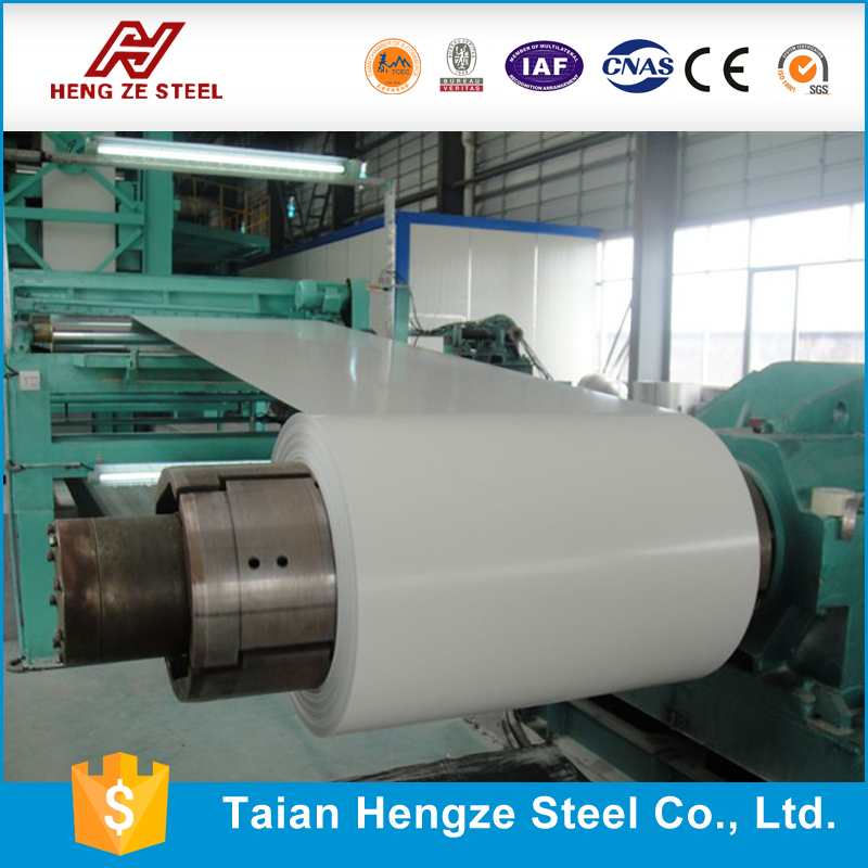 PPGI GL PPGL CRC HRC cold rolled steel coil / PPCR/ PPCR color coated corrugated sheet in coil