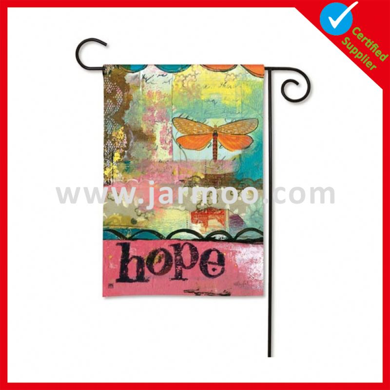 China Manufacturer Advertising for ad garden flags set