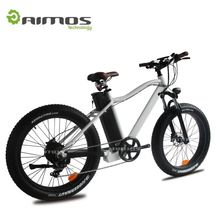 Elektro E-Bike Pedelec with 26 inch wheel and 36V li-ion battery mountain e bike
