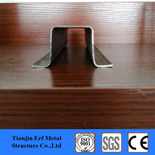 cold rolled small hat shaped channel,hat profile steel with small sizes