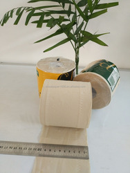 Eco-friendly 100% bamboo christmas no trees toilet paper
