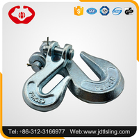 Galvanized Clevis Chain Grab Hook With