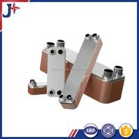 Customized Brazed Plate Fin Aluminum Heat Exchanger Manufacturer