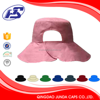 2016 girl cheap pink straw hat wholesale