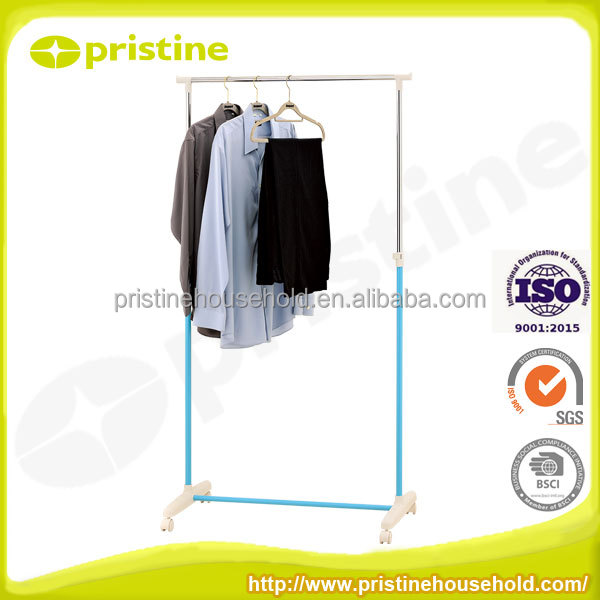 folding metal clothes drying rack