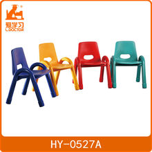 kids stackable plastic chairs made in China