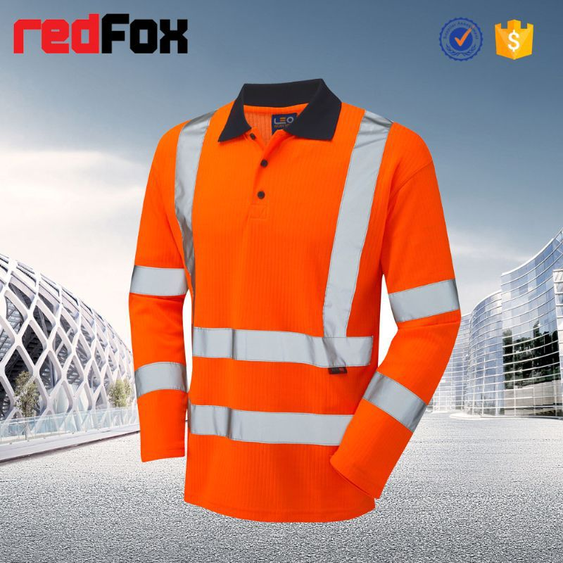 Wholesale work wear polo shirt apparel