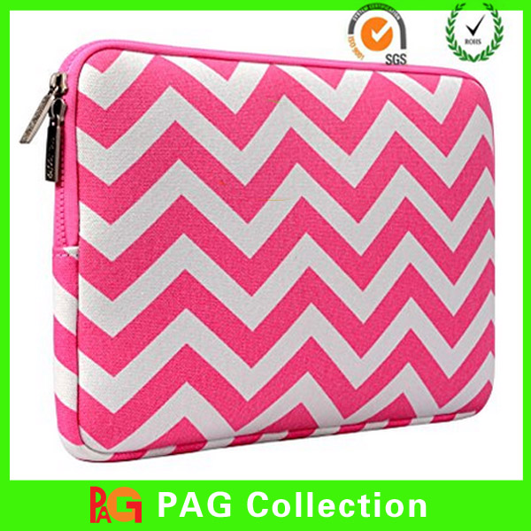 11.6 12,13,14,15,15.7inch Custom Waterproof zipper neoprene computer bag / case / sleeve for Apple ipad MacBook,Acer, ASUS, Dell