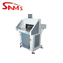 stable Excellent Quality professional automatic papers cutter guillotine a3 paper trimmer