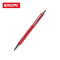 New 2018 product idea premium gift decoration metal ball point pen