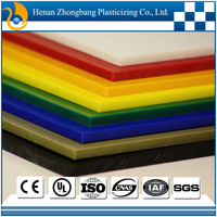 Hdpe Impact Resistant Board,4x8 Plastic Sheets,Wearable 20mm Thickness Sheet