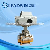 Big size universal use electric motorized ball valve buy chinese products online with reasonable price