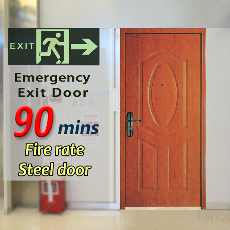 Single / Double Leaf Hospital 2016 Good Quality Steel Fire <strong>Door</strong>