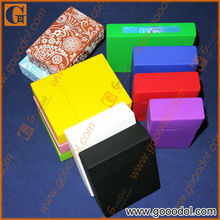 attractive silicone cigarette case
