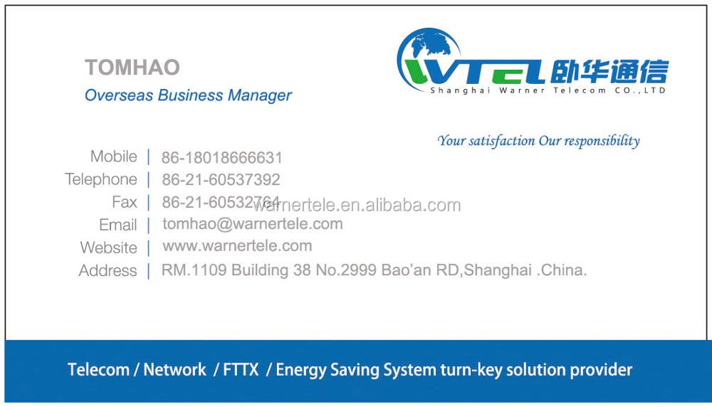W-TEL telecom outdoor cable distribution box