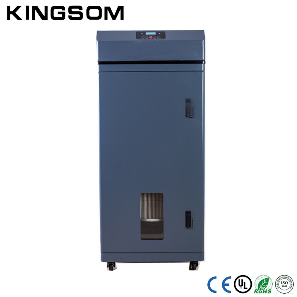 Dongguan DX6000 Fume Extraction System Laser Cutting Machine Smoke Absorber With Flexible Arms