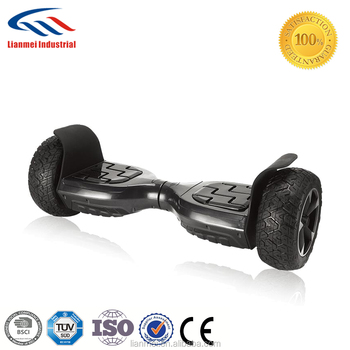 Wholesale 8.5 inch fat tire2 Wheel balance scooter With Bluetooth Balance Scooter