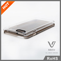 Transparent Hard PC case Shell Clear Back Cover Case For iPhone 5/5S 6 6s plus