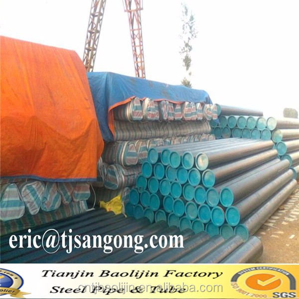 api 5l x70 LSAW /ERW steel pipes, ERW carbon steel pipe