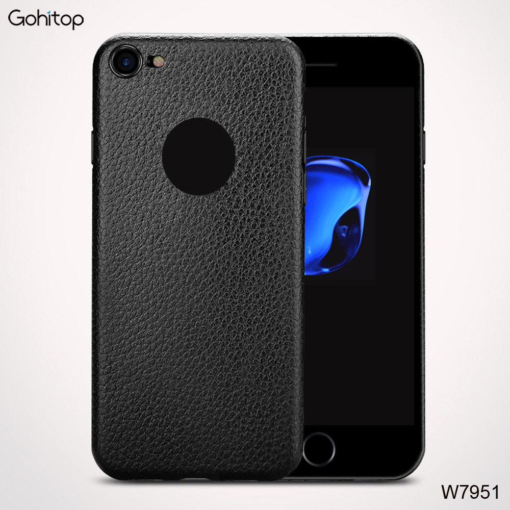 Bulk Buy from China, Ultra Thin Leather TPU Phone Case for iPhone 6