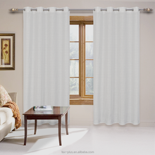 SHAOXING Hot Selling High Quality Voile sheer Curtain For Window