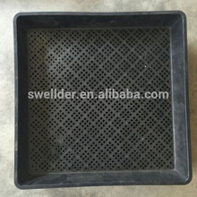 custom seed sprouting plug tray, nursery plant seedling germination tray