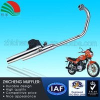 250CC Motorcycle Universal High Performance Exhaust Mufflers from Chinese Factory
