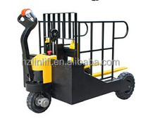 Rough Terrains Electric Pallet Trucks (130RT)