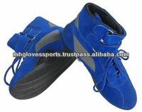 Karting shoes, Kart Racing shoes, Karting suede shoes,