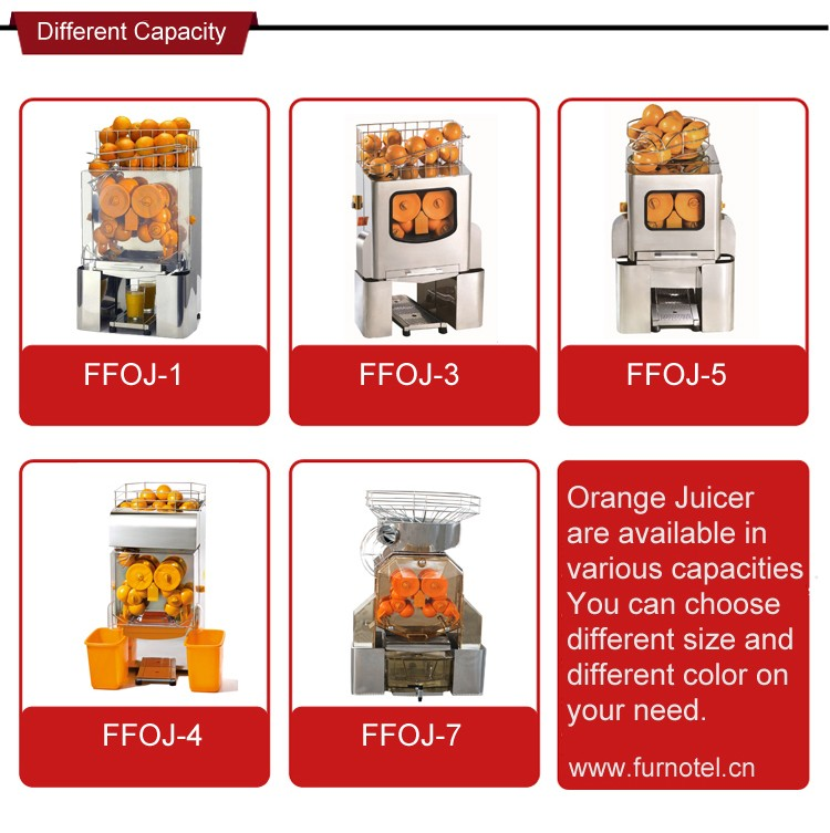 Fresh Orange Juice Machine For Whole Orange Made In China