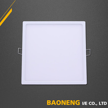 High Lumen 22W Ultra-Thin LED Recessed Ceiling Panel Light