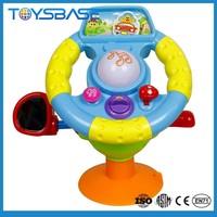 Kids BO steering wheel baby toys manufacturers