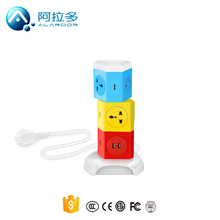 Multi Function Electric power extension Socket with USB