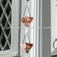 Decorative Home Or Garden Metal Rain